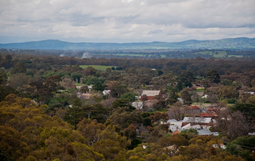 Maldon, Newstead and places in between – TalkingFire